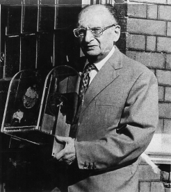 Paul Eisler - kretskortets uppfinnare 1